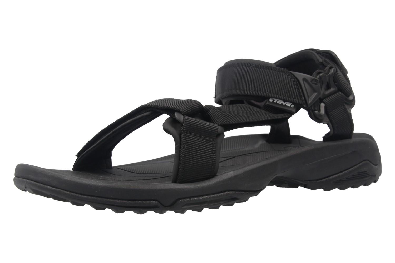 TEVA - M Terra Fi Lite - Herren Sandalen - Schwarz Schuhe in Übergrößen – Bild 1