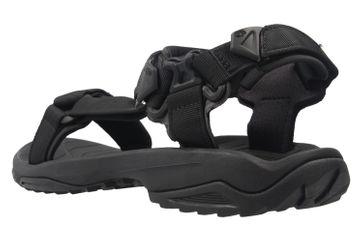 Teva Sandalen in Übergrößen Schwarz 0 große Herrenschuhe – Bild 2