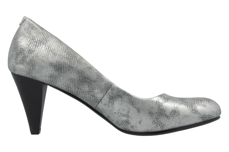 FITTERS FOOTWEAR - Princess - Damen Pumps - Silber Schuhe in Übergrößen – Bild 4