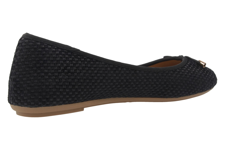 FITTERS FOOTWEAR - Isla - Damen Ballerinas - Schwarz Schuhe in Übergrößen – Bild 3