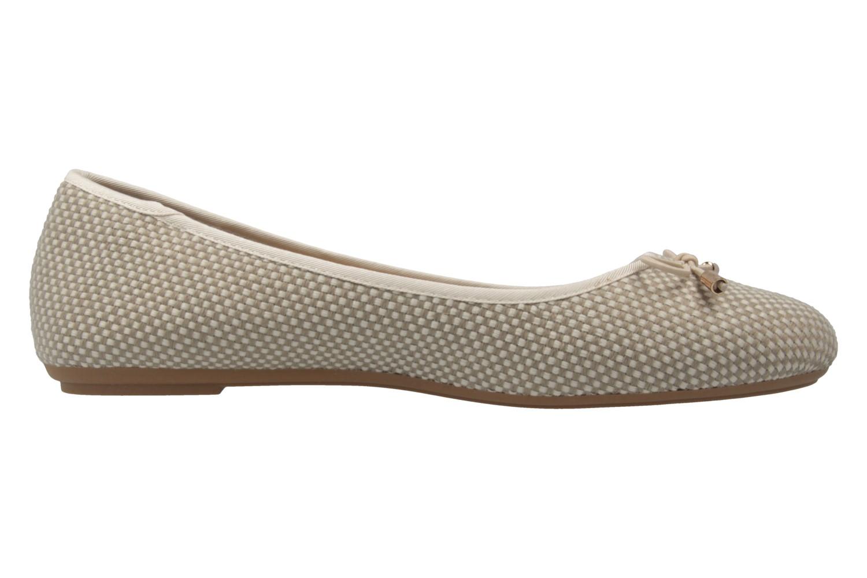 FITTERS FOOTWEAR - Isla - Damen Ballerinas - Beige Schuhe in Übergrößen – Bild 4