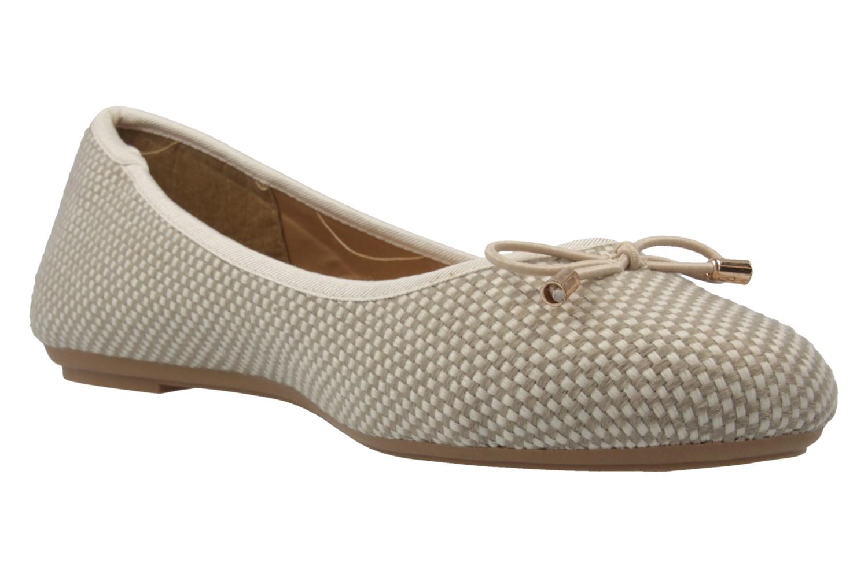 FITTERS FOOTWEAR - Isla - Damen Ballerinas - Beige Schuhe in Übergrößen – Bild 5
