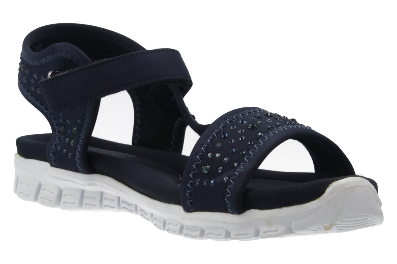 Fitters Footwear Sandalen in Übergrößen Blau NEW-19865 große Damenschuhe – Bild 5