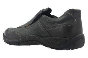 JOSEF SEIBEL - Nolan 18 - Herren Slipper - Schwarz Schuhe in Übergrößen – Bild 2