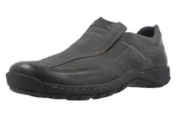 JOSEF SEIBEL - Nolan 18 - Herren Slipper - Schwarz Schuhe in Übergrößen – Bild 1
