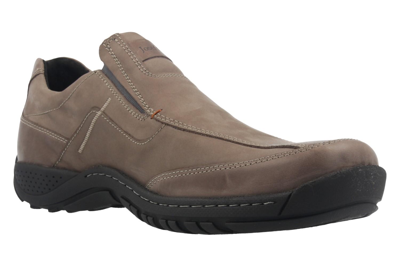 JOSEF SEIBEL - Nolan 18 - Herren Slipper - Braun Schuhe in Übergrößen – Bild 5