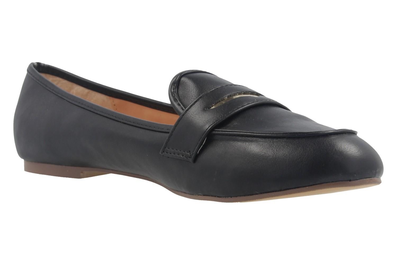 FITTERS FOOTWEAR - Alena - Damen Ballerinas - Schwarz Schuhe in Übergrößen – Bild 5