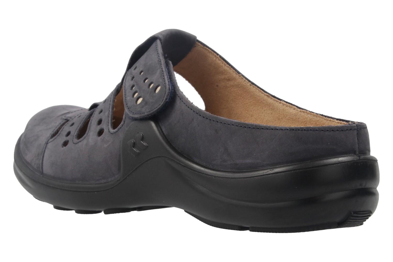 ROMIKA - Damen Clogs - Maddy 20 - Blau Schuhe in Übergrößen – Bild 2