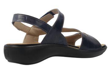 ROMIKA - Damen Sandalen - Ibiza 70 - Blau Schuhe in Übergrößen – Bild 3