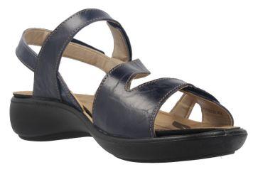 ROMIKA - Damen Sandalen - Ibiza 70 - Blau Schuhe in Übergrößen – Bild 5
