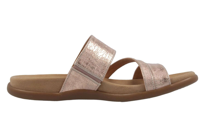 GABOR - Damen Pantoletten - Rose Schuhe in Übergrößen – Bild 4