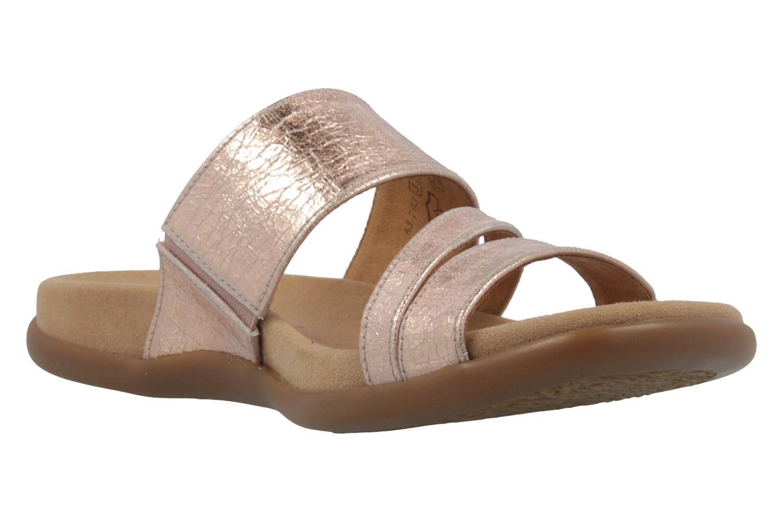 GABOR - Damen Pantoletten - Rose Schuhe in Übergrößen – Bild 5