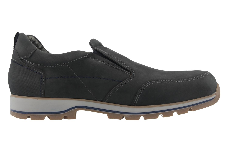 FRETZ MEN - Herren Slipper - Walk - Blau Schuhe in Übergrößen – Bild 4