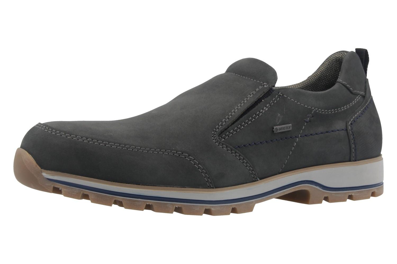 FRETZ MEN - Herren Slipper - Walk - Blau Schuhe in Übergrößen – Bild 1