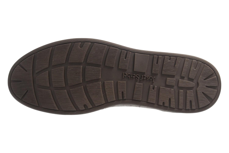 JOSEF SEIBEL - Herren Halbschuhe - Lasse 07 - Grau Schuhe in Übergrößen – Bild 6