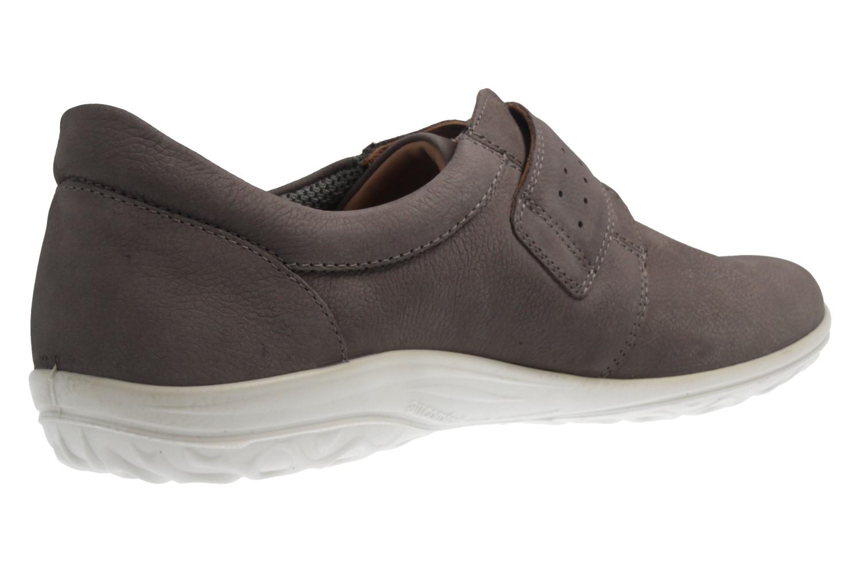 JOMOS - Damen Halbschuhe - Grau Schuhe in Übergrößen – Bild 3