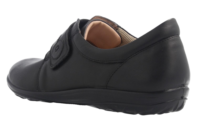 JOMOS - Damen Halbschuhe - Schwarz Schuhe in Übergrößen – Bild 2