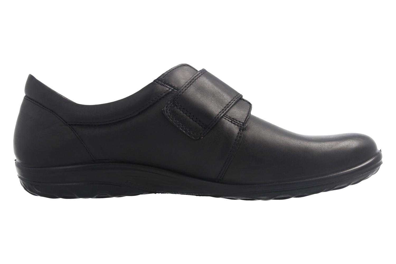 JOMOS - Damen Halbschuhe - Schwarz Schuhe in Übergrößen – Bild 4