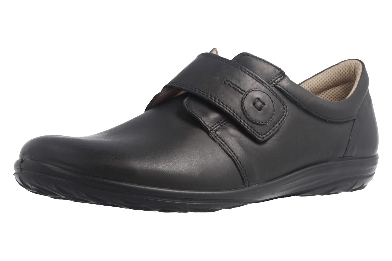 JOMOS - Damen Halbschuhe - Schwarz Schuhe in Übergrößen – Bild 1