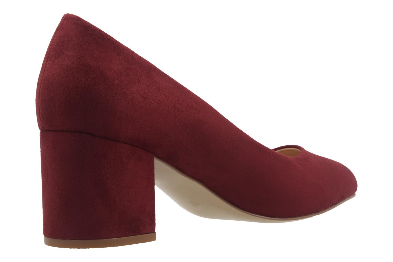 FITTERS FOOTWEAR - Sesy - Damen Pumps - Burgund Schuhe in Übergrößen – Bild 3