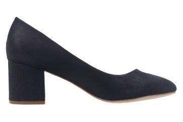 Fitters Footwear Pumps in Übergrößen Blau 2.978609 Navy große Damenschuhe – Bild 4