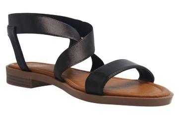 FITTERS FOOTWEAR - Jill - Damen Sandalen - Schwarz Schuhe in Übergrößen – Bild 5