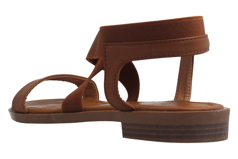 Fitters Footwear Sandalen in Übergrößen Rot 2.872476 - Jill Brandy große Damenschuhe – Bild 2