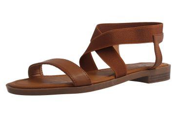 Fitters Footwear Sandalen in Übergrößen Rot 2.872476 - Jill Brandy große Damenschuhe – Bild 1