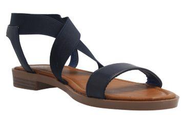 Fitters Footwear Sneaker in Übergrößen Blau 2.872476 - Jill Navy große Damenschuhe – Bild 5