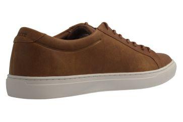 Lacoste Sneaker in Übergrößen Braun 7-34CAM0031078 große Herrenschuhe – Bild 3