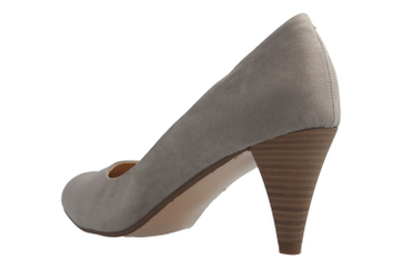 Fitters Footwear Pumps in Übergrößen Grau 2.469201 Grey MF große Damenschuhe – Bild 2