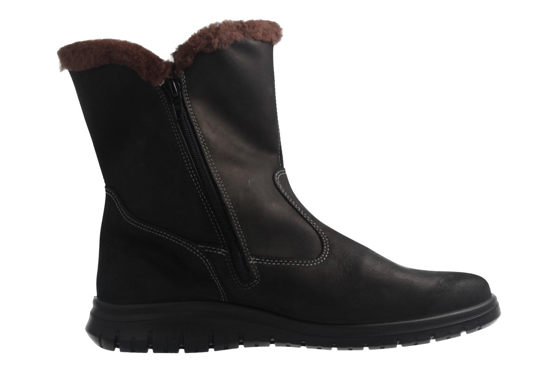 JOMOS - Damen Boots - Schwarz Schuhe in Übergrößen – Bild 4