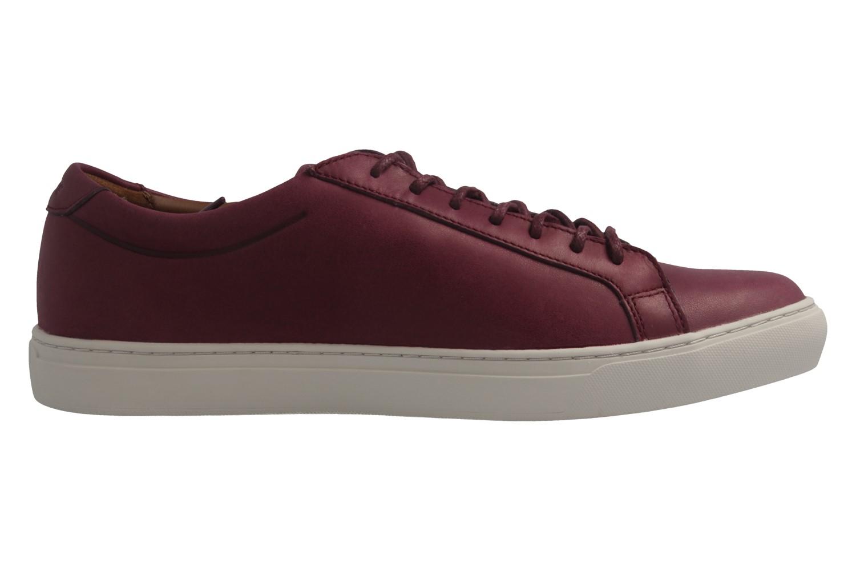 LACOSTE - L.12.12 317 1 CAM - Herren Sneaker - Rot Schuhe in Übergrößen – Bild 4