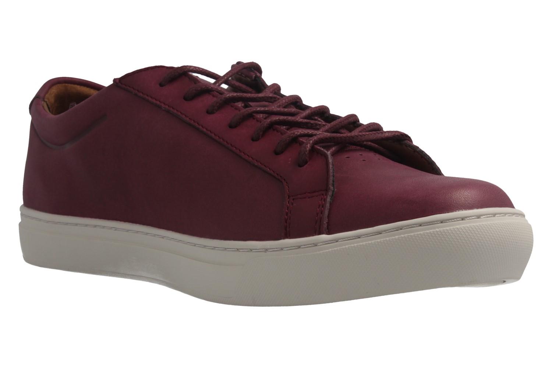 LACOSTE - L.12.12 317 1 CAM - Herren Sneaker - Rot Schuhe in Übergrößen – Bild 5