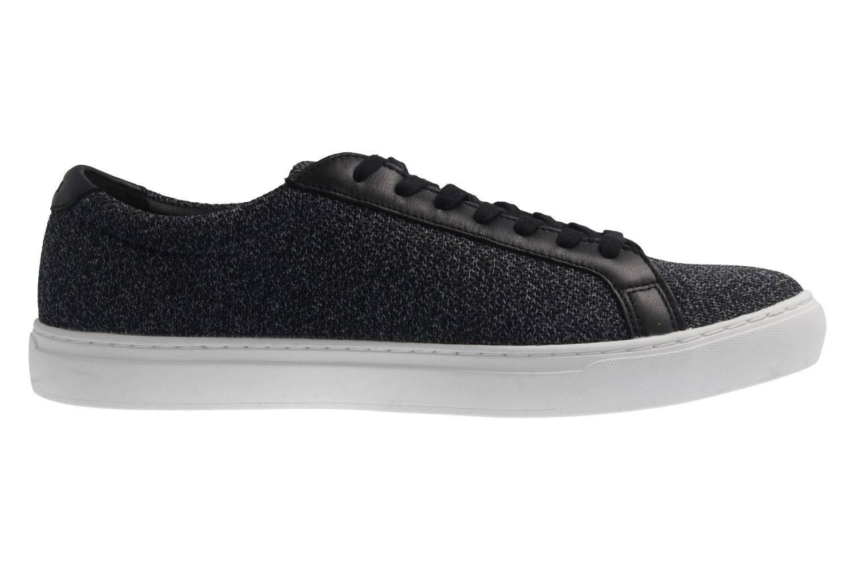 Lacoste Sneaker in Übergrößen Schwarz 7-34CAM0032024 große Herrenschuhe – Bild 4