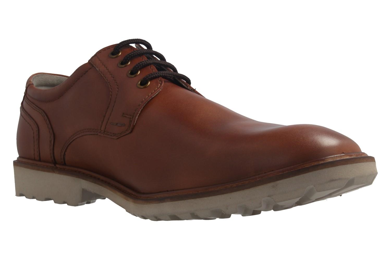 MANZ - Firenze - Herren Halbschuhe - Braun Schuhe in Übergrößen – Bild 5