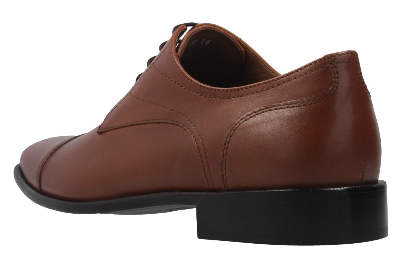 MANZ - Essex - Herren Halbschuhe - Braun Schuhe in Übergrößen – Bild 2