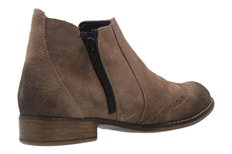 REMONTE - Damen Stiefeletten - Braun Schuhe in Übergrößen – Bild 3