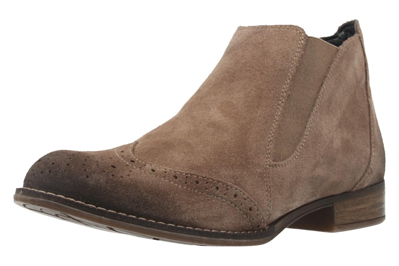 REMONTE - Damen Stiefeletten - Braun Schuhe in Übergrößen – Bild 1