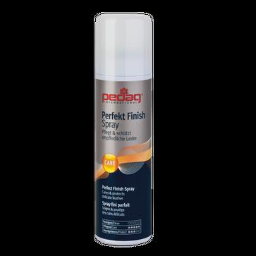 pedag  - Perfekt Finish Spray - Pflege und Schutz für Schuhe 150 ml – Bild 1