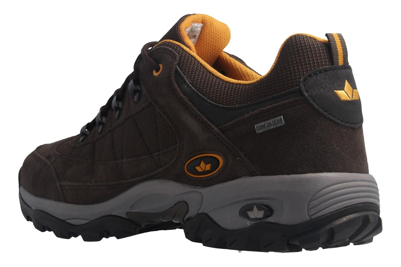LICO - Santana - Herren Outdoor/Trekkingschuhe - Dunkelbraun Schuhe in Übergrößen – Bild 2
