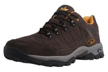 LICO - Santana - Herren Outdoor/Trekkingschuhe - Dunkelbraun Schuhe in Übergrößen – Bild 1