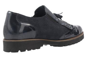 REMONTE - Damen Slipper - Blau Schuhe in Übergrößen – Bild 3