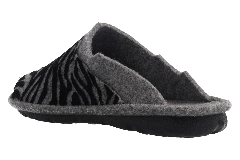 ROMIKA - Mikado 07 - Damen Hausschuhe - Grau Schuhe in Übergrößen – Bild 2