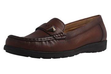 GABOR - Damen Mokassin - Braun Schuhe in Übergrößen