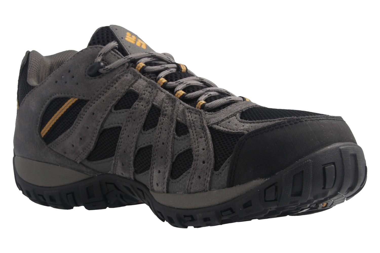 Columbia - Redmond WP - Herren Outdoor - Trekkingschuhe - Schwarz Schuhe in Übergrößen – Bild 5