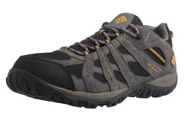 Columbia - Redmond WP - Herren Outdoor - Trekkingschuhe - Schwarz Schuhe in Übergrößen – Bild 1