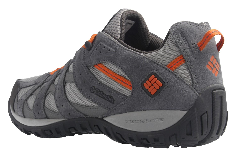 Columbia - Redmond WP - Herren Outdoor - Trekkingschuhe - Grau Schuhe in Übergrößen – Bild 2