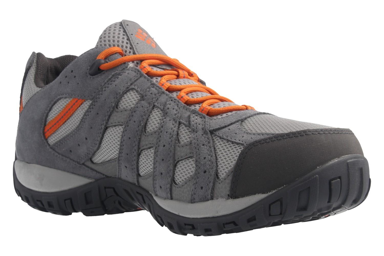 Columbia - Redmond WP - Herren Outdoor - Trekkingschuhe - Grau Schuhe in Übergrößen – Bild 5