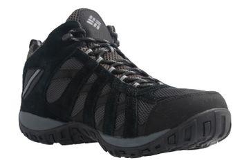 Columbia - Redmond MID WP - Herren Outdoor - Trekkingschuhe - Schwarz Schuhe in Übergrößen – Bild 5